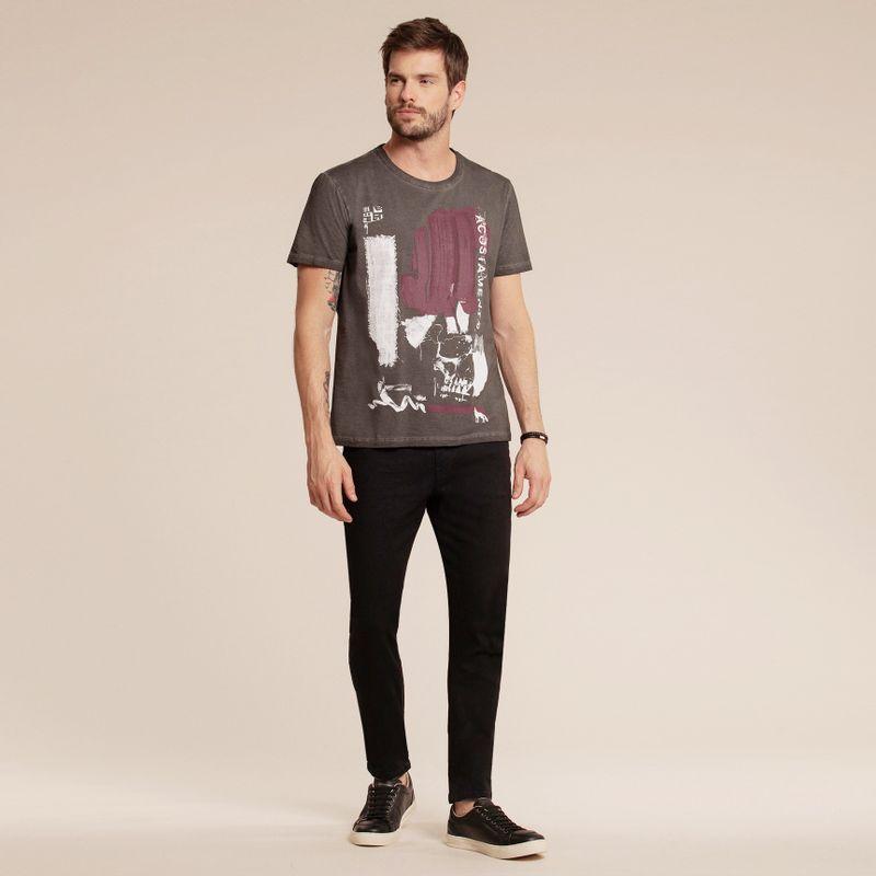 Calça Jeans Rock