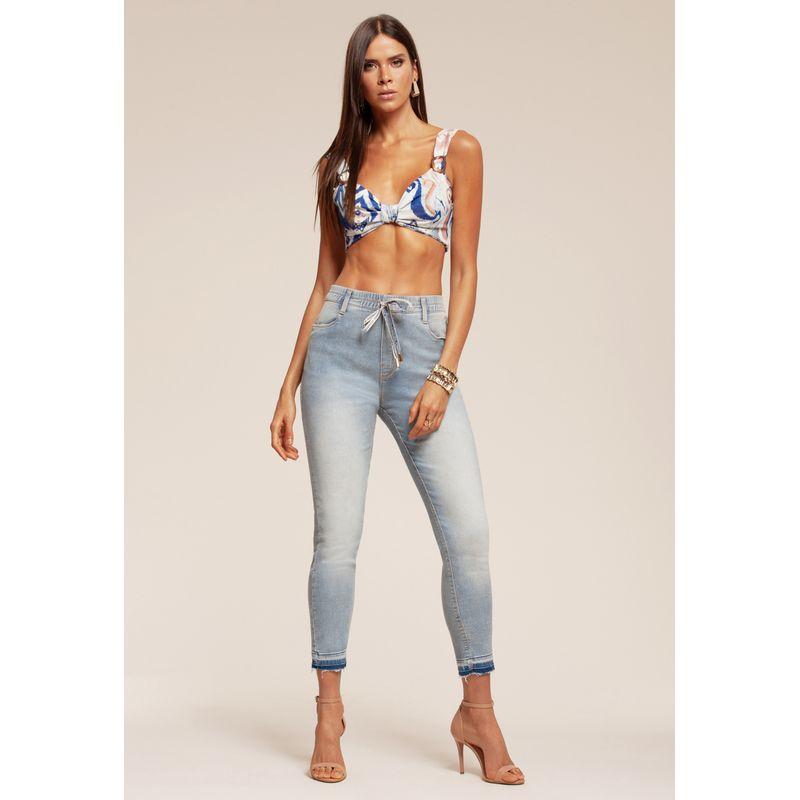 Calça Jeans Jogging Mira