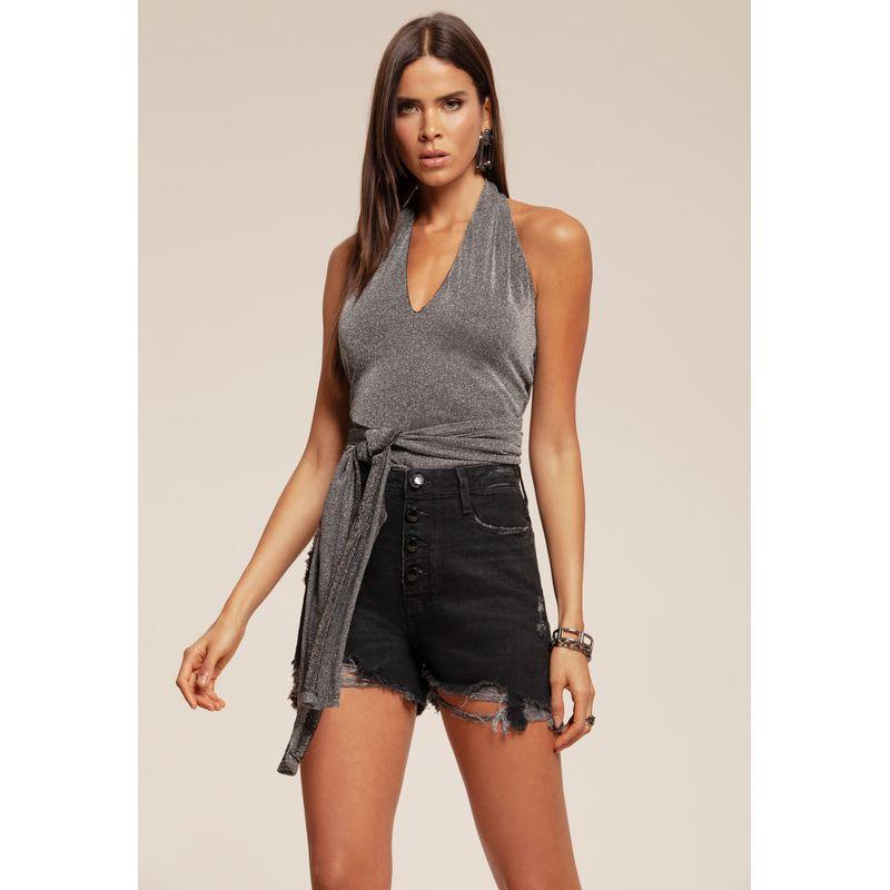 Short Jeans Gigi Destroyed