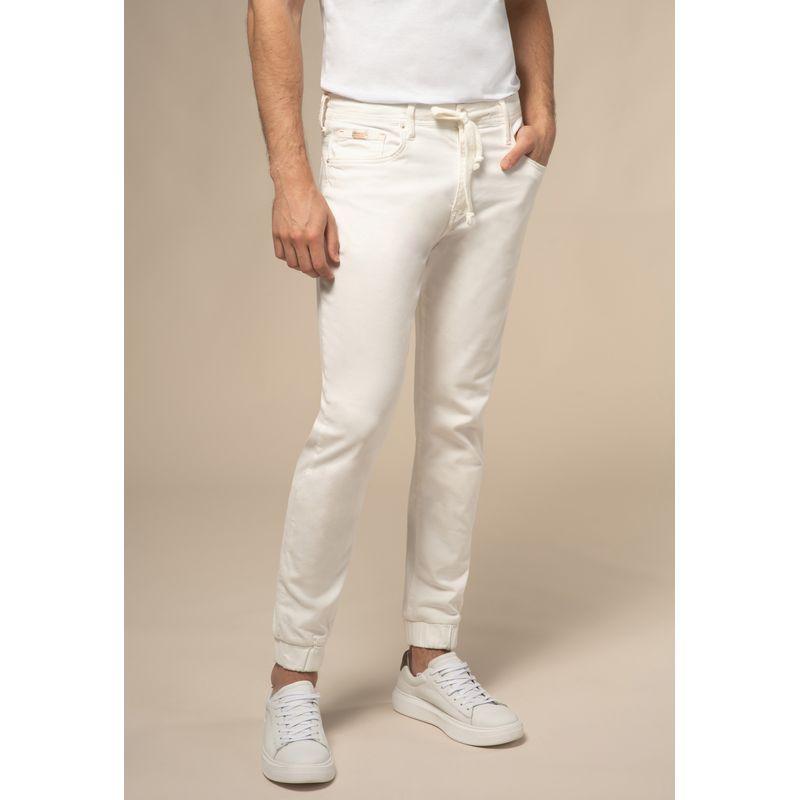 Calça Jeans Acostamento Jogger