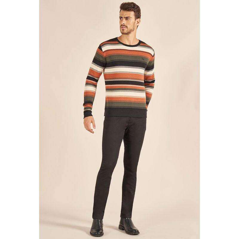 Suéter Tricot Acostamento Colors